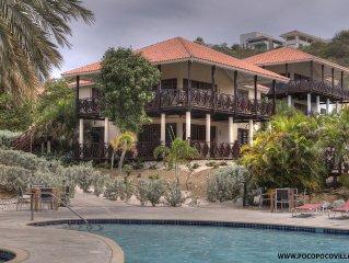 POCO POCO Villa - Caribbean Golf, Diving & Beach Holiday Home