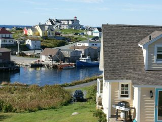 Right in the heart of Peggys Cove! Featured in Atlantic magazine!