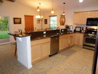 Nice Home - 4 Bedroom 3 Full Bath -  Easy Drive To Daytona, Jax & St Augustine