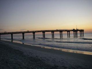 Seaside * Anastasia Condo Rental (1st FL)