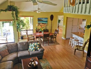 Ka Pua Hale, Our Tropical Princeville Home Gets Rave Reviews From Our Guests!
