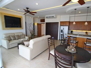 Ultimate Luxury - Beautiful 3 bedroom Penthouse Condo - Private rooftop palapa