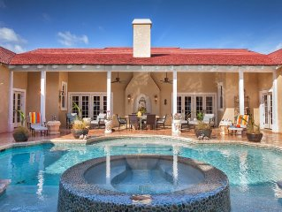 Unicorn Cay - A Newly Offered Oceanfront Luxury Estate