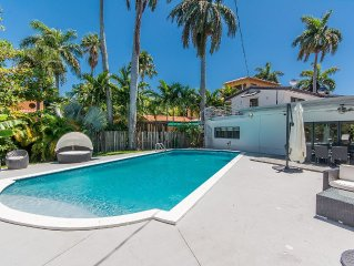 South Beach Luxury Retreat walking distance to beaches, clubs and Lincoln road