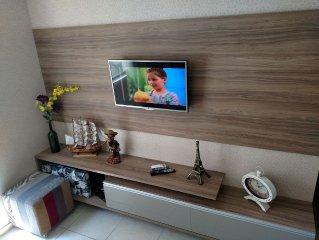 Bedroom / living room - the sea! P / 4 people in maceió / fit for season