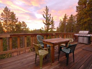 The Wilderness Cottage - Summer Solitude High in the Rockies