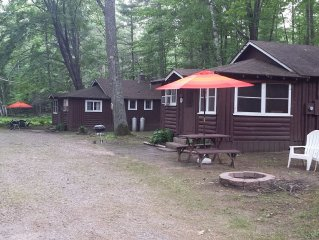 New Listing - Finley Lake 2 Bdrm Cottage at Nolans' Nook & Nest Resort