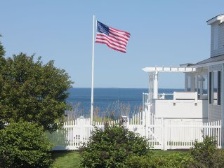 Beautiful Ocean View Home With Walking Access To Sandy Beaches