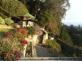 Dipsea Gardens at Stinson Beach Ocean View Wedding  and Event Venue.