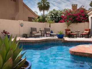 Gated Golf Course, Resort Living In Ocotillo - Heated Pool