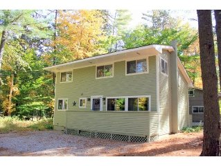 Right around the corner from Cranmore. Great location. 3 full baths