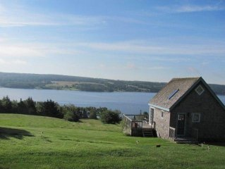 240 Acre Farm and Three Cottages overlooking the Brasdor lakes in Baddeck!