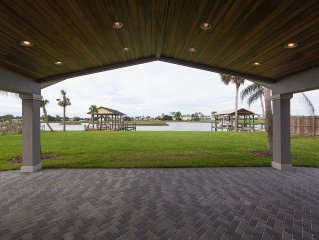 Private Modern Intercostal With Boat Dock Easy Ocean Access