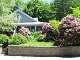 Quiet Village Home with Acadia at Your Doorstep