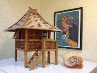 Hale Moana : Boutique Retreat : Short Stroll to Kailua Beach
