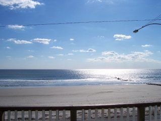 Oceanfront Townhouse --Price reduced due to cancellation----July 8-15 AVAILABLE