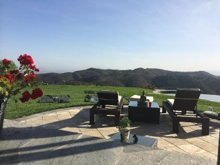 Gorgeous wine country (Deluz) French Cottage Estate with amazing views