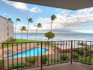Unbelievable & Romantic 1 Bedroom Oceanfront Unit