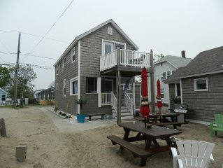 Remodeled 4 BR Waterfront Beach House with all the Comforts of Home...and more!