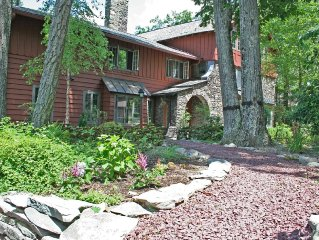 Mountain Views!!   Walk to Falls and Amenities from this Historic Beauty