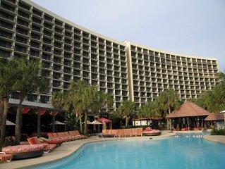 4 Diamond SanLuis Resort Beach Front premium 15th floor spectacular views