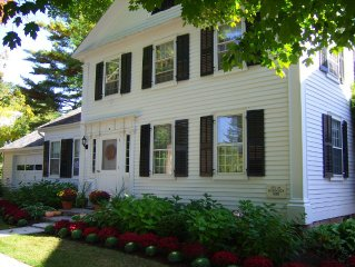 Historic Home in Old Bennington, Vermont