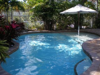 May, June, July Dates Available!  Close to the Beach - Private Heated Pool