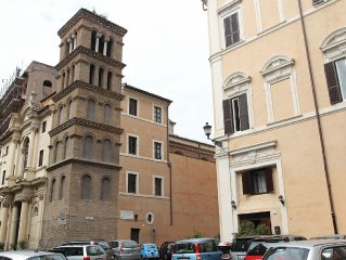 Free Wi-Fi, APARTMENT HISTORICAL CITY CENTER, NAVONA,CAMPO DI FIORI, JEWISH QUAR
