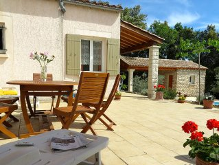 'L'Olivette' - a Perfect Vacation Spot by a Pool