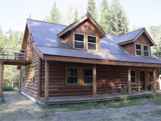 Newer Construction - Secluded Wilderness Getaway