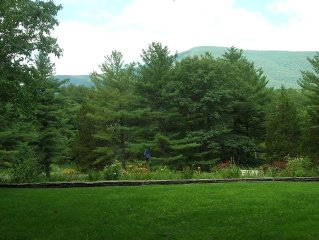 Secluded Setting, Woodstock, HITS, Saugerties, Catskills