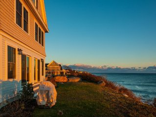New Home New to the Market. Spectacular views of the Atlantic Ocean & Long Sands
