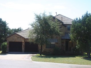 Lake Travis Casita in the Hollows Lago Vista/Jonestown - Spectacular Lake Views!
