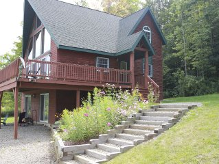MUST SEE!!! - Newly Remodeled 4-bedroom EVL Chalet - Private Setting w/ WiFi