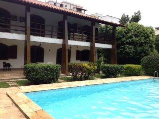 Ótima Casa Rio de Janeiro - Recreio/Barra - Muita área de lazer para sua familia