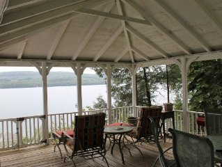 Year Round Cottage on West Seneca Lake with Waterfront