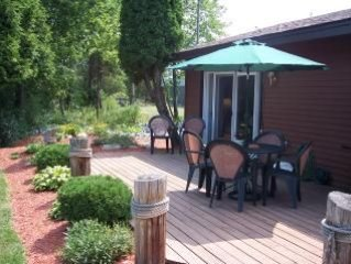 'Longview': Finger Lakes Lakefront Cottage on Cayuga Lake w/Beachfront and Dock!