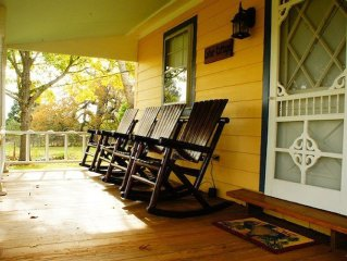 Restful Country Charm, World Renowned Antiquing, Concerts and Shakesperean Plays