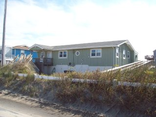 Great Family Friendly House Located 3 Lots From Rodanthe Beach And Fishing Pier