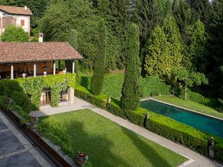 Charming Boutique Villa Between Milan and the Lake Como