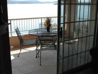 Lakefront Condo in Exclusive Gated Emerald Pointe ~ Near Branson Attractions