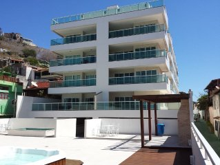 Prainha - Arraial do Cabo -Condo Beach Town - Luxury and beauty (Free Internet)