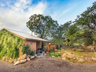 Elegant Getaway on Continental Divide In Pinos Altos, 7 miles from Silver City