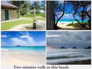Freestanding Cottage w/ yard 2 BR 1 Bath Walk To Beach Sleeps 4 to 6 Comfortably