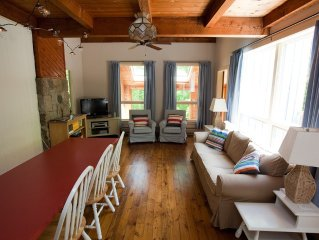6 BR, Sleeps 11, Near Park Entrance & Sand Beach!