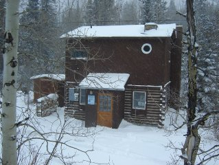 1st Chair Chalet - Monarch/Garfield - Creek Side Mountain Getaway
