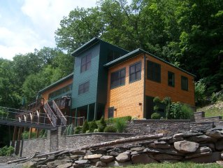 Catskills, HITS, Woodstock, Saugerties, Secluded Yet Close To All