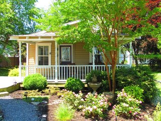 Cozy Waterfront Getaway 90 Minutes From Washington, D.c. Or Richmond, Va