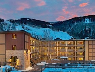 Vail Village - walk to the lifts, restaurants, and all the action -