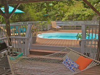Affordable Getaway for Couples or small families with Pool, WIFI and AC